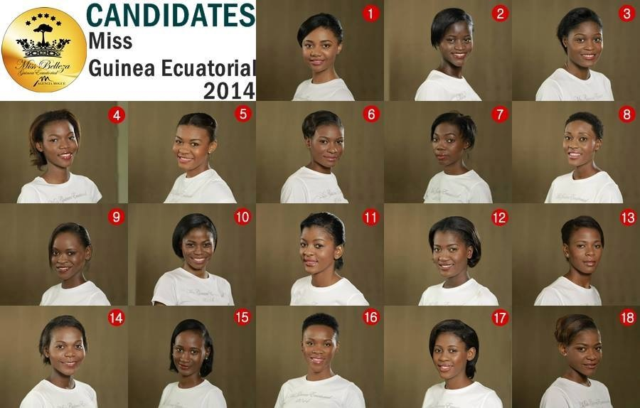 Concours Miss GE 2014